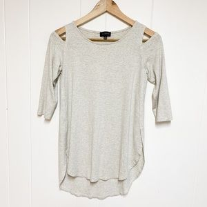 The Limited Cold Should Flowy High-Low Top